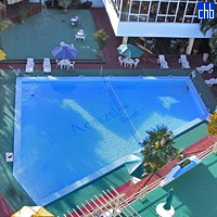 Available Pool At Acuazul Hotel
