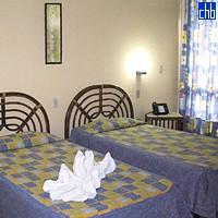 Chambre Standard de l'Hôtel Islazul Varazul