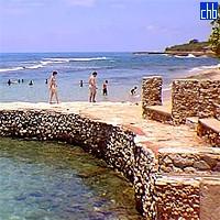 Praia do Caleton Blanco