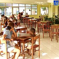 Campismo Caleton Blanco Restaurant