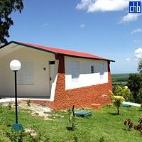 Cabanas de Campismo Cerro de Caisimu