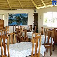 Restaurant, Campismo