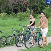 Велосипедисти