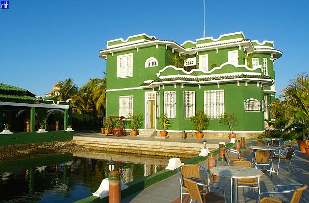 Hotel Casa Verde, Cienfuegos