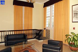 Gornji Kat hotela Casa Verde