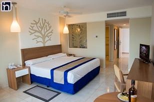 Habitación de Lujo con Vista al Océano, Hotel Dhawa Cayo Santa Maria