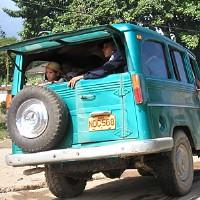 Taxi Particular, Baracoa