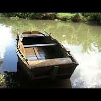 Łódź rzeczna Baracoa