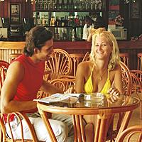 Готель Акуазул лоббі бар