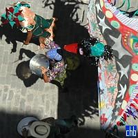 Vista del Carnaval de La Habana
