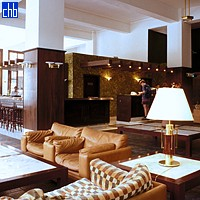 Hotel Ambos Mundas Lobby