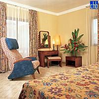 Hotel Arenas Doradas, Habitación