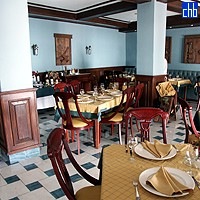 Готель Армадорес де Сантандер ресторан