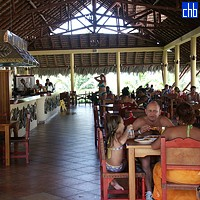 Restaurant At The Atlantico Guardalavaca Hotel