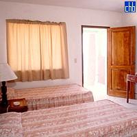 Standardna soba hotela Balcon del Caribe