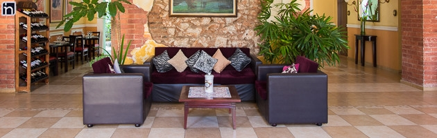 Lobby Furniture, Hotel Encanto Barcelona, Remedios, Villa Clara