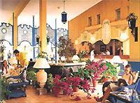 Hall d'Entrée - Hôtel Roc Barlovento