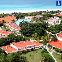 Breezes Varadero Hotel Aerial View