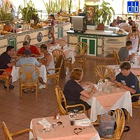 Restaurant At The Varadero Hotel