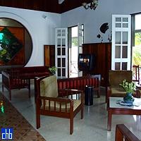 Lobby Hotel Caimanera