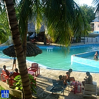 Swimming Pool, Hotel Caimanera, Guantanamo Bay