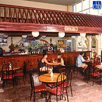 Готель Іслазул Канімао бар