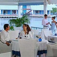 Restaurante del hotel Meliá Cayo Coco