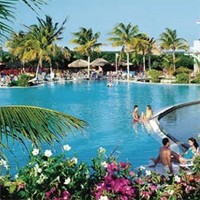 Swimming Pool Melia Cayo Coco Hotel