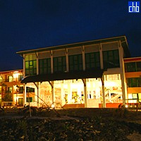Playa Blanca Hotel By Night