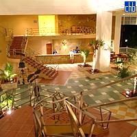 Lobby At Playa Blanca