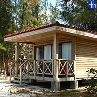 New Cabana Cayo Levisa