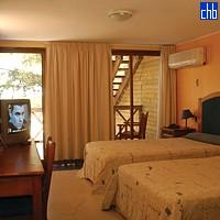 Quarto Standard do Hotel Cayo Levisa