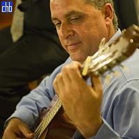 Punta Americana Hotel Restaurant Musician