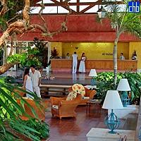 Sol Cayo Santa Maria Hotel Lobby