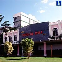 Отель Ислазул Сиего де Авила