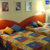 Aguas Azules Standard Room