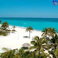 Пляж в отеле Клуб Атлантико