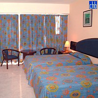 Gran Caribe Hotel Twin Room