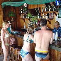 Bar all'Hotel Cubanacan Club Bucanero