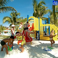 Mini Club At The Hotel Gran Caribe Club Cayo Largo