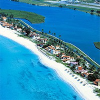 Varadero Beach Aerial View