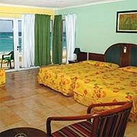 Unutrašnjost hotelske sobe