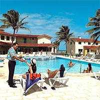 La Piscine du Club Karey, Varadero, Matanzas