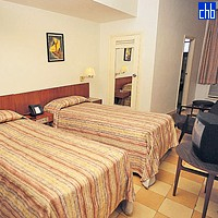 Quarto Twin do Hotel