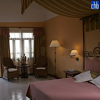 Hotel Cubanacan Colonial Room, Cayo Coco, Ciego de Avila, Cuba