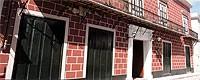 Fachada do Hotel Conde de Villanueva