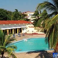 Готель Костасур басейн