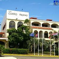 Отель Меркуре Кватро Пальмас
