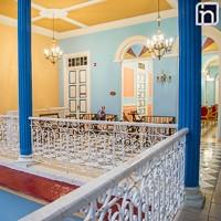 First Floor Balcony, Hotel Encanto Don Florencio, Sancti Spiritus, Cuba