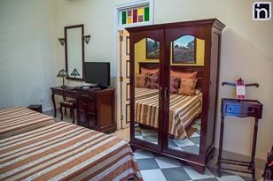 Stanza standard, Hotel Encanto Don Florencio, Sancti Spíritus, Cuba